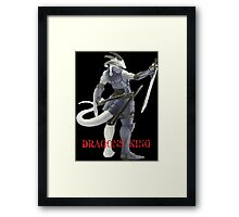Dragons' King Framed Print
