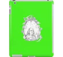 FRANKLIN                free the weed iPad Case/Skin