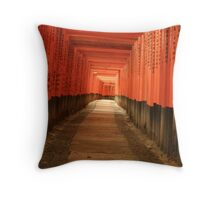 Inari Throw Pillow