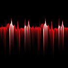 Red rhythm by Bluesrose