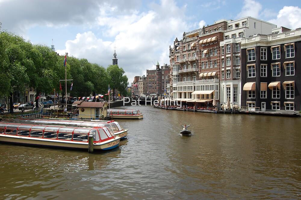 Amsterdam 1 by Pat Herlihy