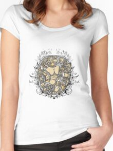 The Inca Women's Fitted Scoop T-Shirt