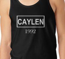 CAYLEN WHITE Tank Top