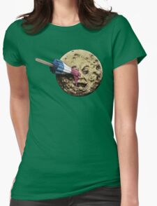 Summer Voyage  Womens Fitted T-Shirt