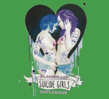Suicide Girls: Blackheart Burlesque Tour by NanaAlien