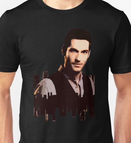 lucifer tv Unisex T-Shirt