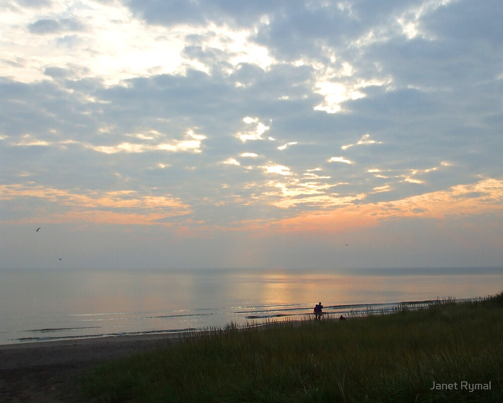 Morning Walk by Janet Rymal