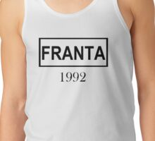 FRANTA BLACK Tank Top