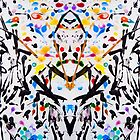 The Garden in Abstract by Robert Gipson