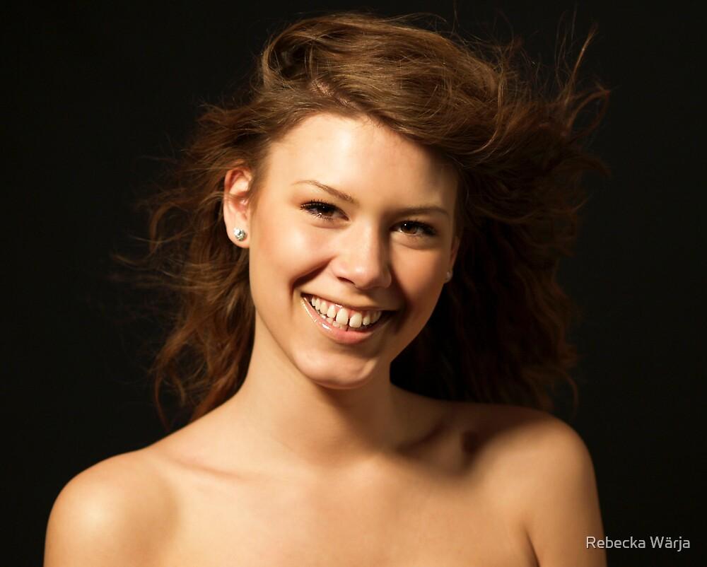 Cutest smile by Rebecka Wärja