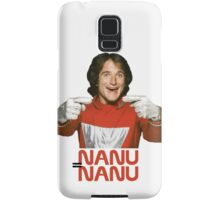 Robin Williams Samsung Galaxy Case/Skin