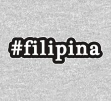 Filipina - Hashtag - Black & White Kids Clothes
