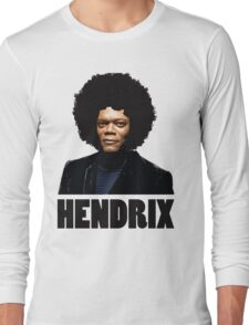 Samuel L Hendrix Long Sleeve T-Shirt