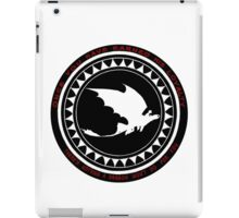 Earn his loyalty iPad Case/Skin