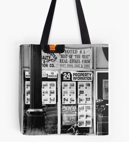 Urban Signs Tote Bag