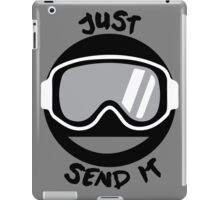 JUST SEND IT iPad Case/Skin