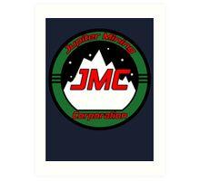 Jupiter Mining Corporation Art Print
