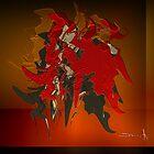 little devils dancing by dominiquelandau