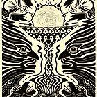 Sun Chalice  by neal farncroft