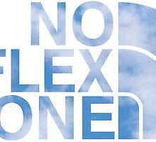 No Flex Zone (clouds) by Saack City LLC