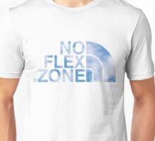 No Flex Zone (clouds) Unisex T-Shirt