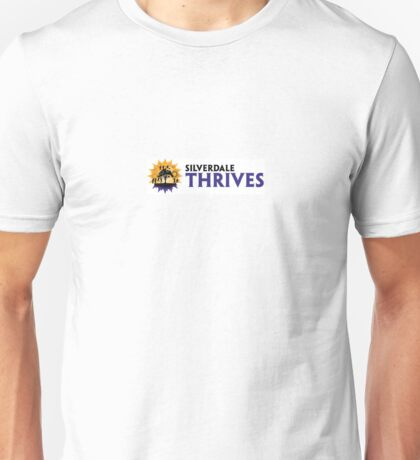 Silverdale Primary Academy; Silverdale Thrives Unisex T-Shirt