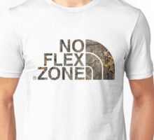 No Flex Zone (camo) Unisex T-Shirt