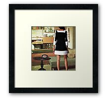 The Telephone Framed Print