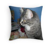 special ellie Throw Pillow