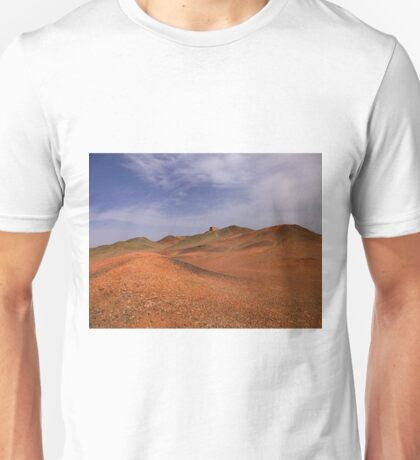 Red Desert - Gobi Unisex T-Shirt