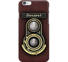Retro brass TLR camera phone cases iPhone Case/Skin