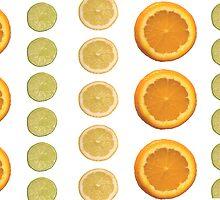 Citrus Bliss by Pamela Maxwell