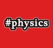 Physics - Hashtag - Black & White Kids Clothes
