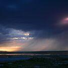 Sunset Surprise by Gene Praag