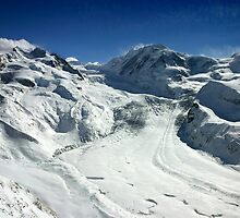 Glacier by Antoine Beyeler