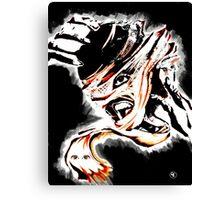 Ittan-momen Canvas Print