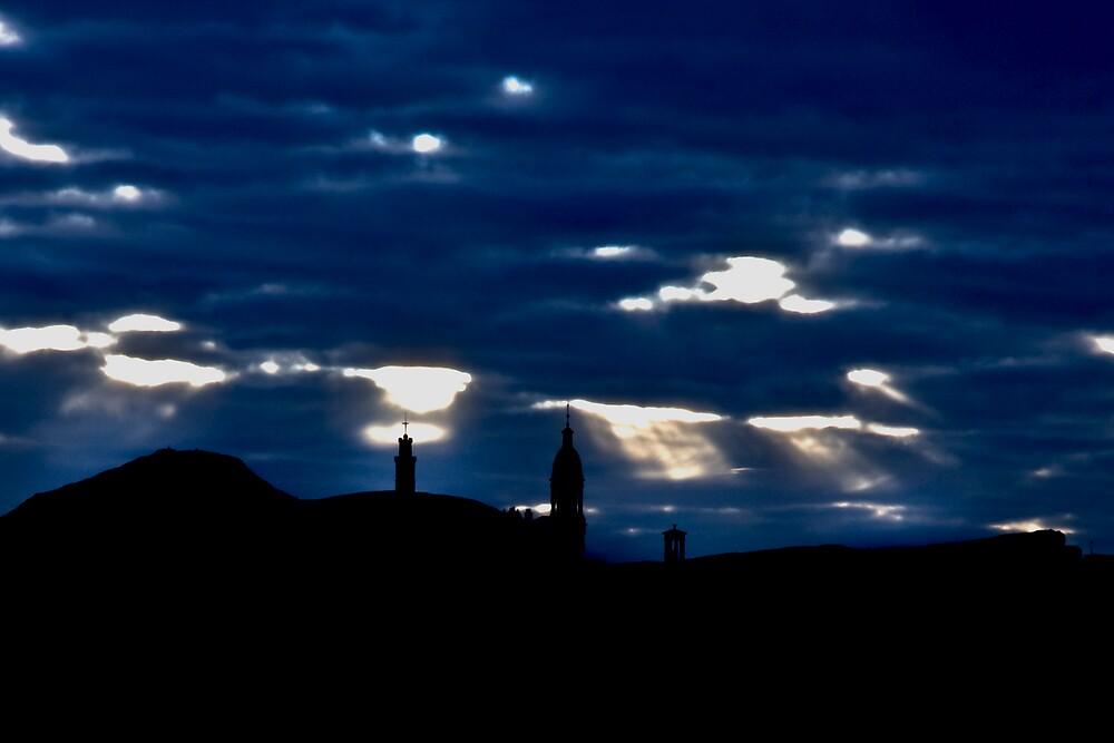 November Sunrise by Chris Clark