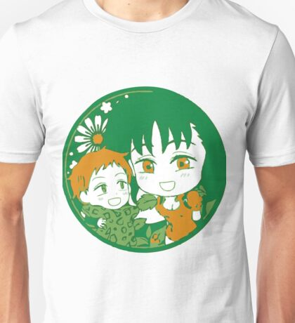 seven deadly sins King and Diane Unisex T-Shirt