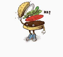 Burger Greeting Unisex T-Shirt