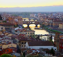 All About Italy. Piece 16 - Florence by Igor Shrayer