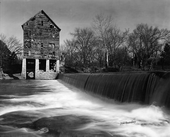Browns Mill on the Stones River by © Joe  Beasley IPA
