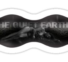 The Quiet Earth T-SHIRT Sticker