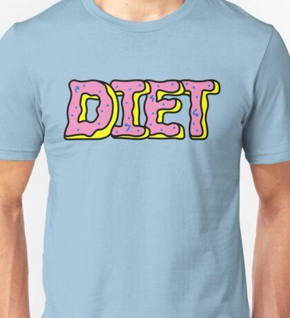 Donut Diet Unisex T-Shirt