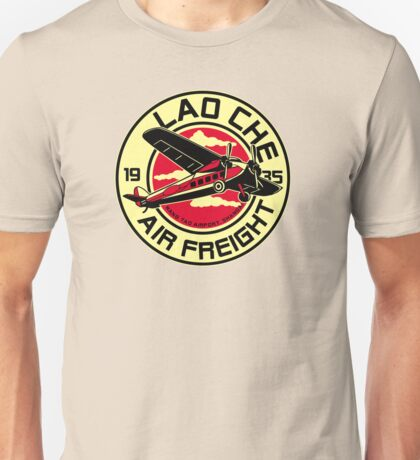 Lao Che's air freight Unisex T-Shirt