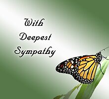 With Deepest Sympathy by Sheryl Kasper