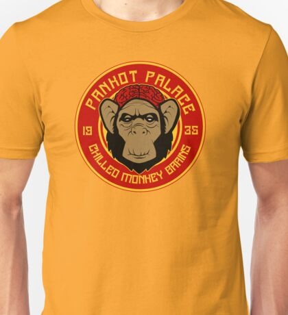 Pankot Palace chilled monkey brains Unisex T-Shirt