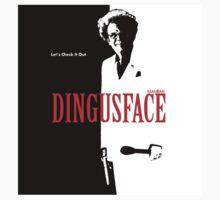 DINGUSFACE Dr. Steve Brule Design by SmashBam T-Shirt