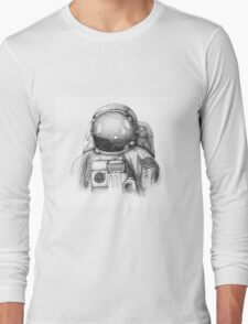 The Martian Long Sleeve T-Shirt
