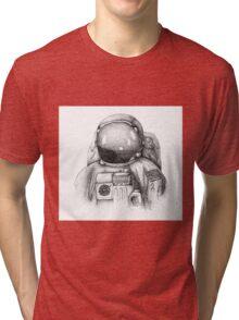 The Martian Tri-blend T-Shirt
