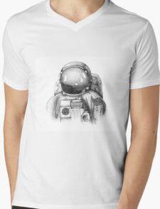 The Martian Mens V-Neck T-Shirt